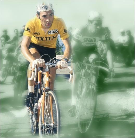 Au soir de l'arrivée à Luchon de la 14 ème étape du Tour 71, pourquoi Eddy Merckx refuse-t-il d'endosser le maillot Jaune ?