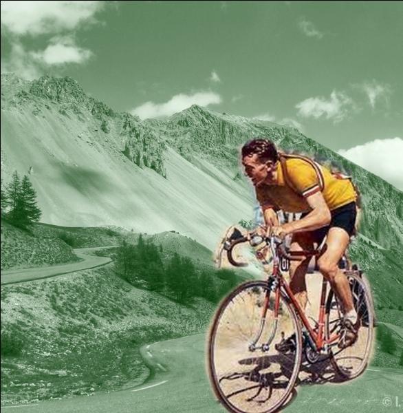 En 1954, dans quel col alpestre Louison Bobet forge-t-il sa seconde victoire dans le Tour ?