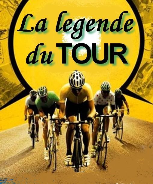 La légende du Tour