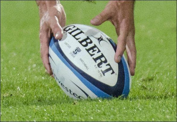 Lors de ce match, le joueur utilise un ballon de ...