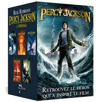Percy Jackson et les héros de l'Olympe