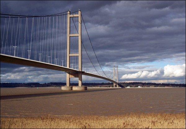 En quelle année le Humber Bridge a-t-il été mis en service ?