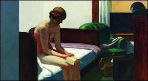 Johnny Hallyday a chanté  Un Tableau de Hopper . Où les oeuvres d'Edward Hopper ont-elles été exposées en 2012 à Paris ?