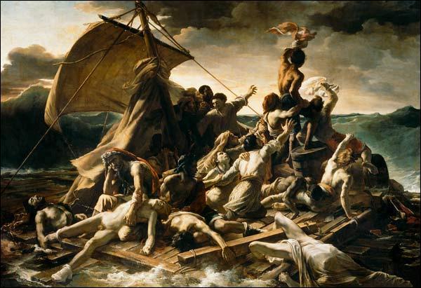 ''Non, ce n'était pas le radeau / De la Méduse, ce bateau / Qu'on se le dise au fond des port / Dise au fond des ports'' (Georges Brassens) Qui a peint ''Le Radeau de la Méduse'' ?