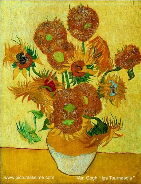 À quel peintre Jean Ferrat rendait-il hommage dans ''L'Homme à l'oreille coupée'' et ''Les Tournesols'' ?