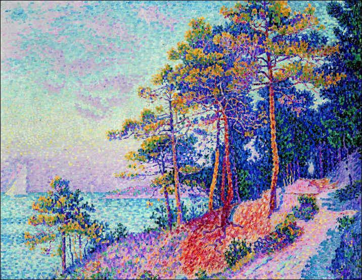 Dans ''Regard Impressionniste'' , Yves Duteil évoque deux peintres impressionnistes (évidemment ! ) ... Cherchez l'intrus.
