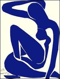 Complétez ces paroles de ''L'Amour à la machine'' d'Alain Souchon avec le nom du précurseur du fauvisme. ''-------------- l'amour c'est bleu difficile''