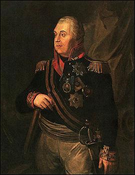 Quel général en chef des armées de Russie força Napoléon à la retraite en 1812 ?