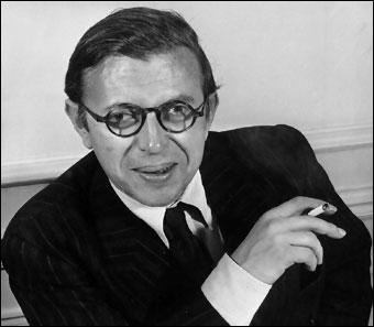 Qui est ce philosophe et écrivain français, existentialiste et auteur de  L'être et le néant  ?
