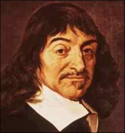 Qui est ce philosophe, auteur du  Discours de la méthode , qui a généré l'adjectif  cartésien  ?