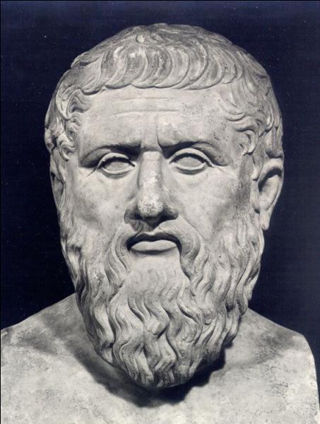 Comment s'appelle ce philosophe grec, auteur du  Banquet  ?