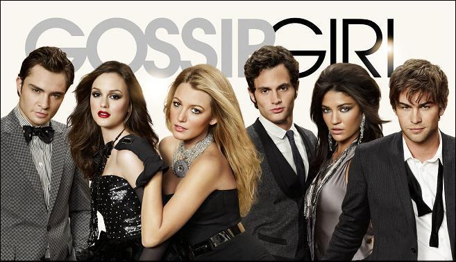 Gossip girls, les personnages