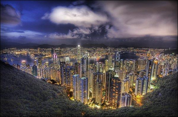 Hong Kong est indépendant de la Chine :