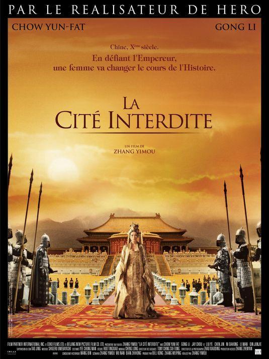 Le film 'La Cité Interdite'