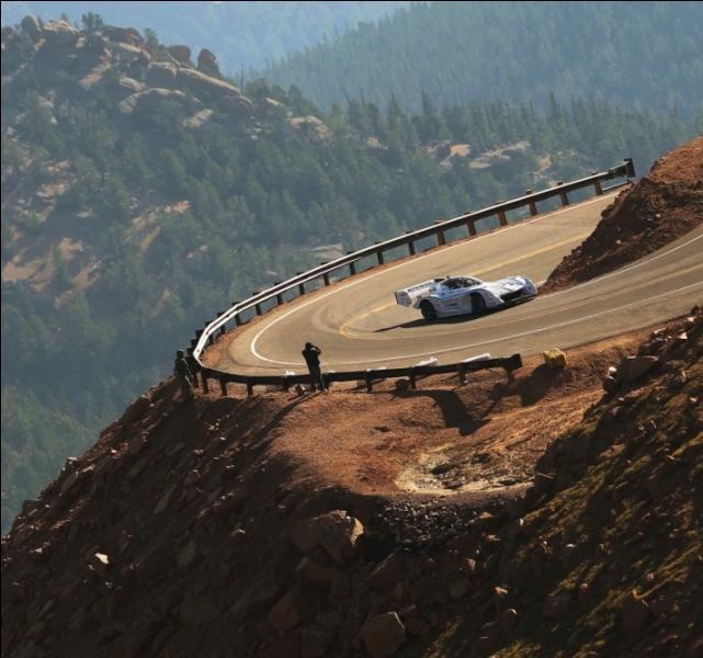 Le départ de la course a lieu à 2 865 mètres d'altitude et s'achève 1440 mètres plus haut. Quelle est la longueur du tracé ?