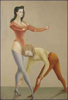 Qui a peint Jeux de jambes ?