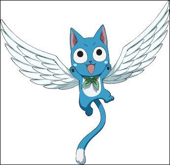 Happy est le chat de ...