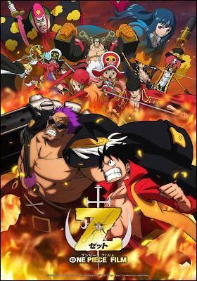 En décembre 2012, le film  One Piece Z  est sorti au cinéma au Japon. Pendant le tournage, le réalisateur Tatsuya Nagamine était fan du méchant de l'histoire :