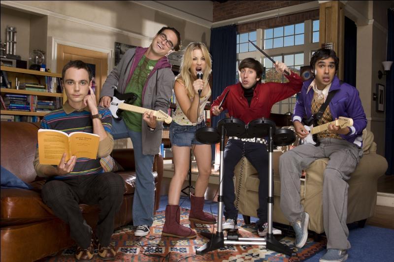 Dans quel sitcom américaine peut-on retrouver Leonard et Sheldon, deux physiciens brillants et