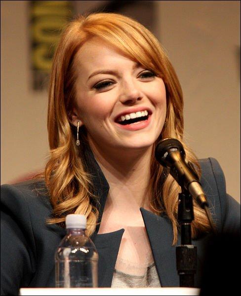 Quelle est la nationalité de l'actrice Emma Stone ?