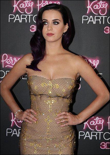 Parmi ces chansons, laquelle n'a pas été chantée par Katy Perry ?
