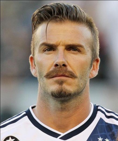Quel était le dernier club de David Beckham ?