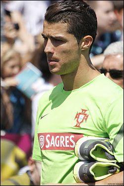 Quel est l'actuel numéro du maillot de Cristiano Ronaldo au Real Madrid ?
