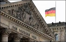 Quel parti politique allemand a pour présidente Angela Merkel (en août 2013) ?