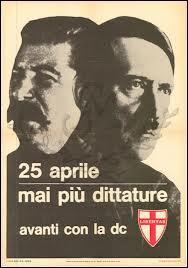 Quel parti politique italien a dominé le pays de 1945 à 1993, soit seul, soit en passant des alliances avec des petits partis centristes ?