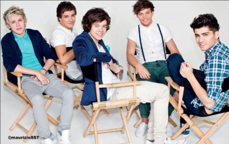 Les One Direction sont ...