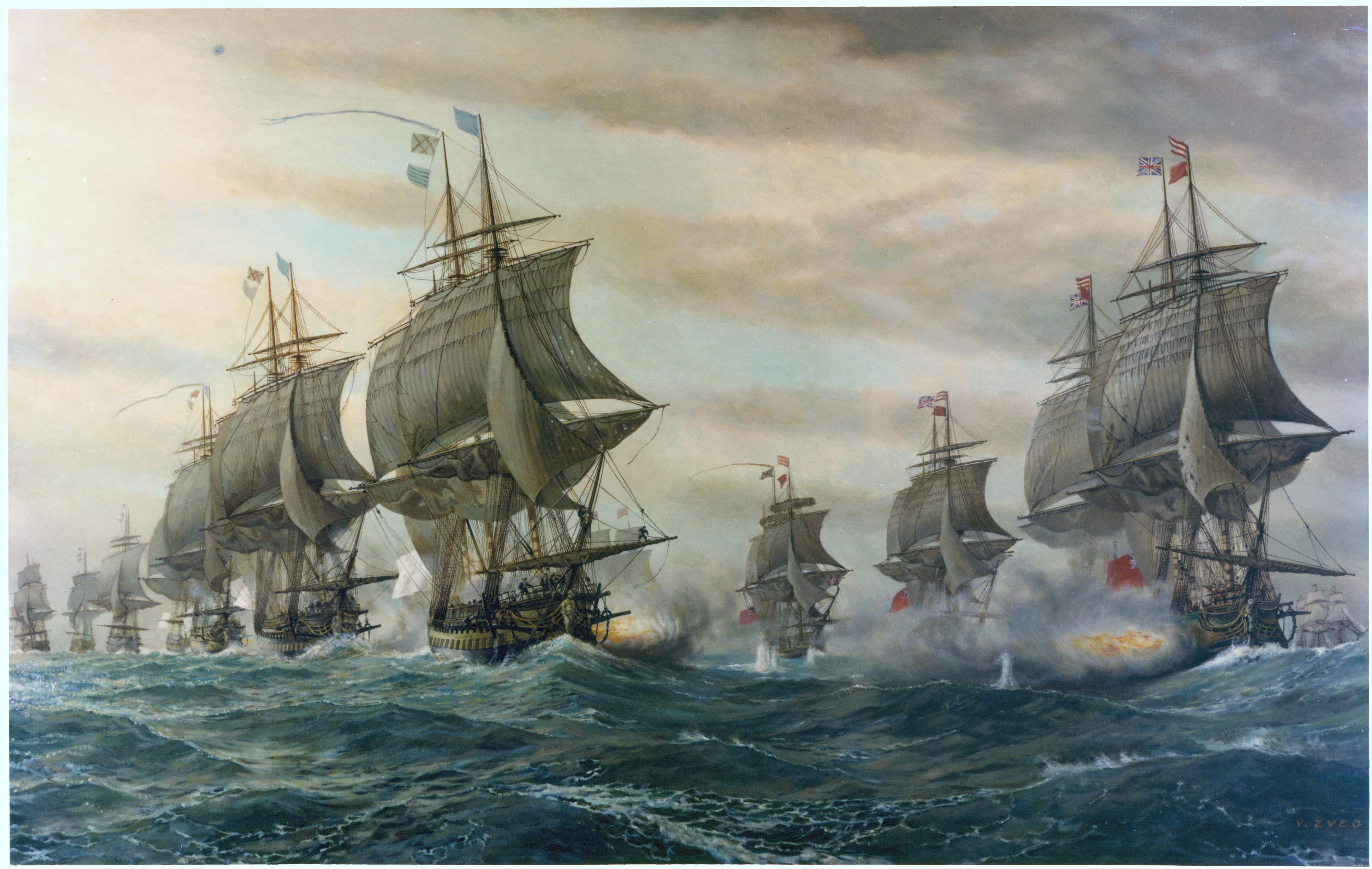 Les batailles navales dans 'Pirates des Caraïbes'