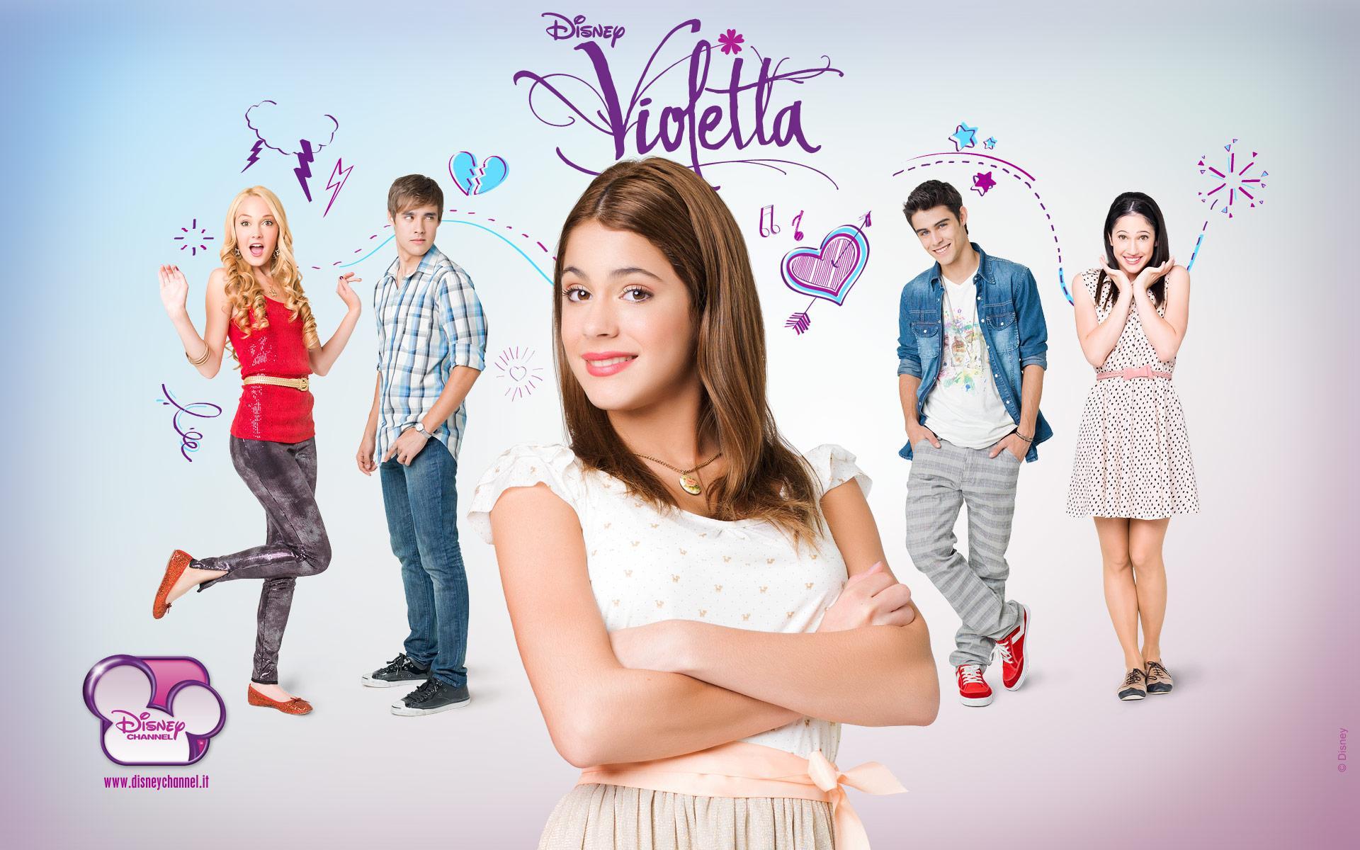 Violetta : les personnages !