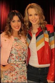 Vrai ou faux : Bridgit fera une apparition dans la saison 3 de Violetta.