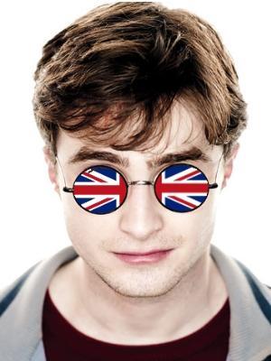 Harry Potter en anglais