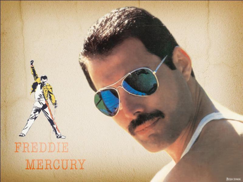 En 1987, Freddie Mercury a repris un titre des Platters :