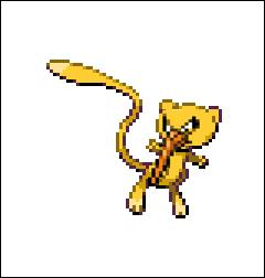 Nous voilà avec deux Pokémon légendaires à présent ! L'un d'eux est un oiseau de type électrique ! Le second est de type psy, il peut apprendre absolument toutes les capacités !