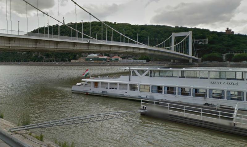 Cette capitale est traversée par le Danube :
