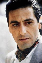 Dans quel film Al Pacino joue-t-il le rôle d'un parrain de la mafia ?