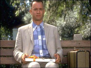 Quelle est la réplique culte du film  Forrest Gump  ?