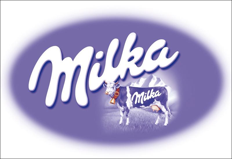 Le slogan de Milka est :