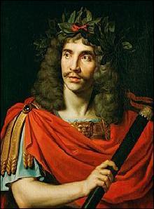 Jean-Baptiste Poquelin, dit Molière, est un auteur dramatique français du...