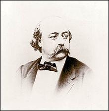 Gustave Flaubert est un grand romancier français du...