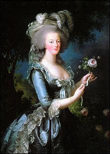 Marie-Antoinette d'Autriche fut la Reine des Français durant le...