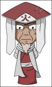 Je suis le Sandaime Hokage. Je fais partie du Clan Sarutobi. Mon invocation est un singe du nom d'Enma. Je me nomme :