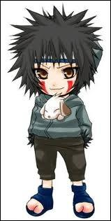 Je fais partie du Clan Inuzuka. Ma soeur se nomme Hana et ma mère Tsume. Je suis de niveau chûnin. Mon nom est :