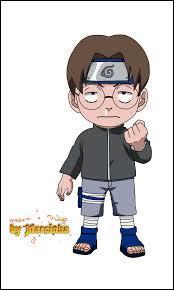 Je suis le meilleur ami de Konohamaru. Je suis un genin du village caché de la feuille. Mon nom est :