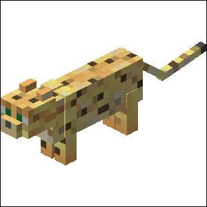 Passons maintenant aux animaux. Quel est cet animal qui peut être apprivoisé ?