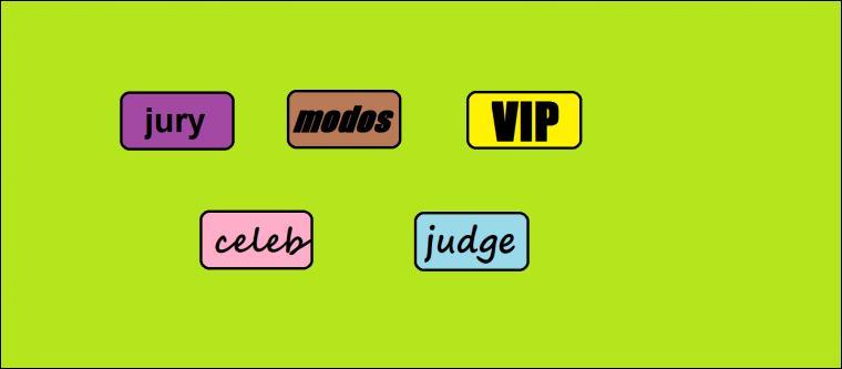 Comment fait-on pour être judge ?