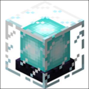 Ce bloc se place au-dessus des pyramides, il permet d'avoir des pouvoirs. Quel est son nom ?