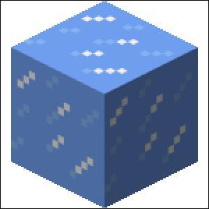 Comment s'appelle ce bloc qui se trouve dans les endroits froids ?